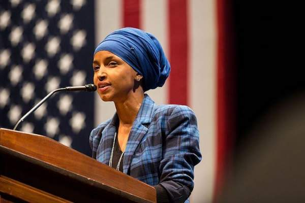 Ilhan Omar Shows Her Ignorance and Hatred for America – Attacks Joe Biden Over Restarting Wall Construction | TCP News