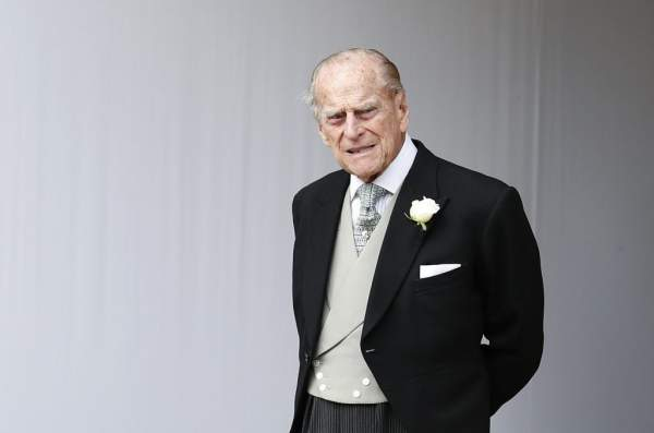 Prince Philip's Deadly Virus Quote Comes Back to Haunt Him