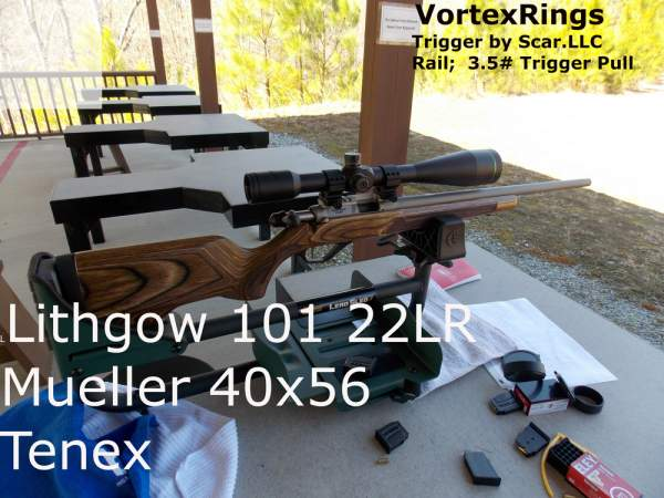 My Lithgow 101 - At the Range on March 5, 2021