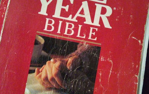 The Prayerful Word - April 9