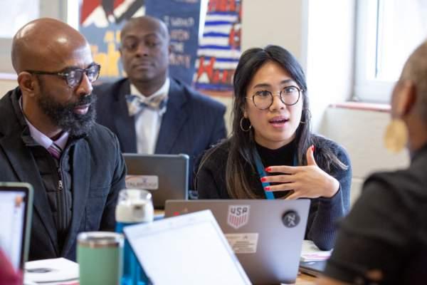 After 8 hours, 250-plus speakers, California board adopts ethnic studies model curriculum | EdSource