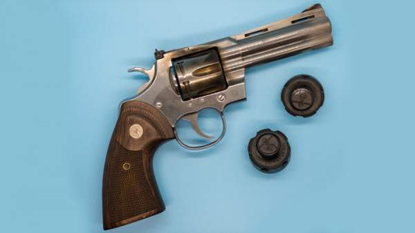 Can the Colt Python Pass the 2,000-Round Challenge? Part I - Guns in the News