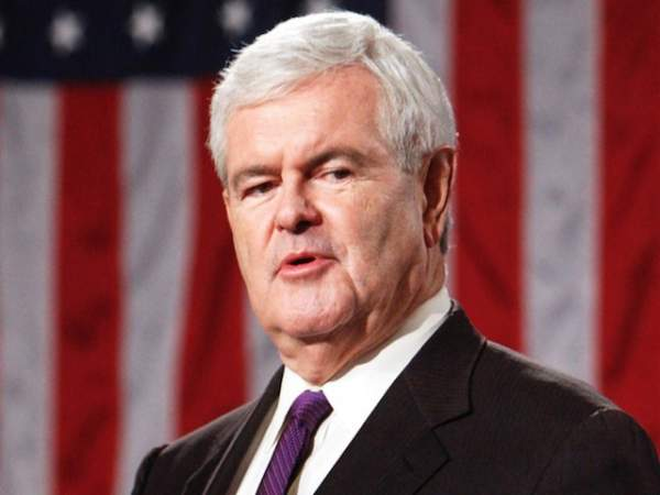 Gingrich: Kamala Harris Put in Charge of the Border Crisis 'Because They Knew She Wouldn't Do Anything'