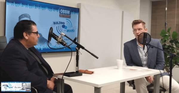 JC Beltran on Process Flow - Building The Brand Podcast - OBBM