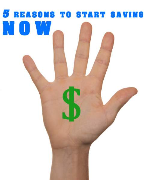 5 Reasons to Start Saving Now - CentsABLE Chat