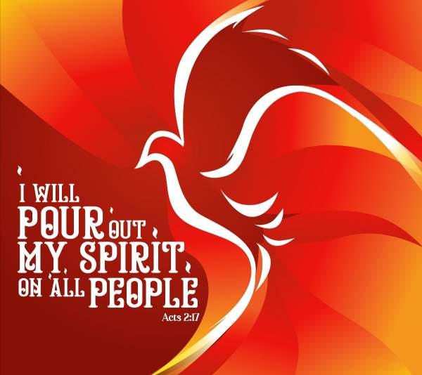 May God set you on fire ?this Pentecost Season