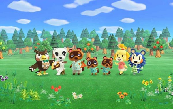 Animal Crossing New Horizons players can have a good time Toy Day