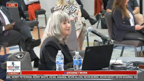 Maricopa County Elections Witness Testifies that Dominion Ran Entire Election - County Officials and Observers NEVER HAD Access or Passwords! (Video)