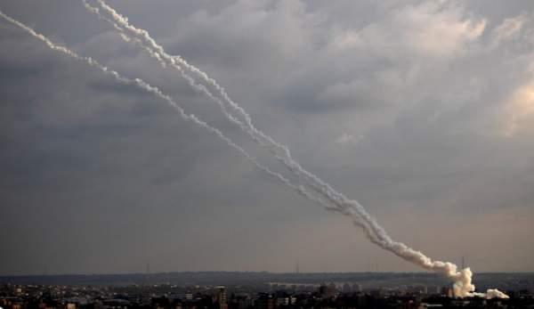 Hamas fires rockets into Jerusalem, Knesset evacuated