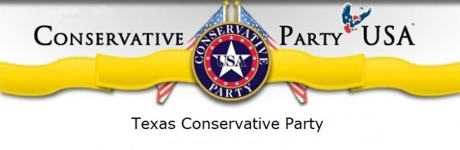 Texas Conservative Party Cover Image