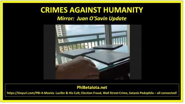 Mirror: Juan O'Savin Update – Robert David Steele
