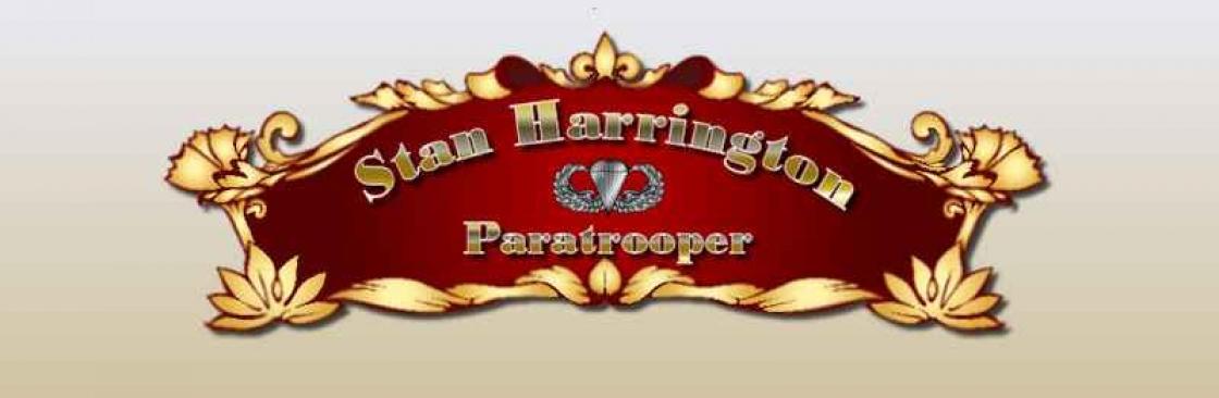Stan Harrington Cover Image