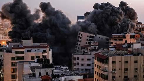 IDF: 750 Gaza targets hit, including 160 rocket launchers, 60 terrorists
