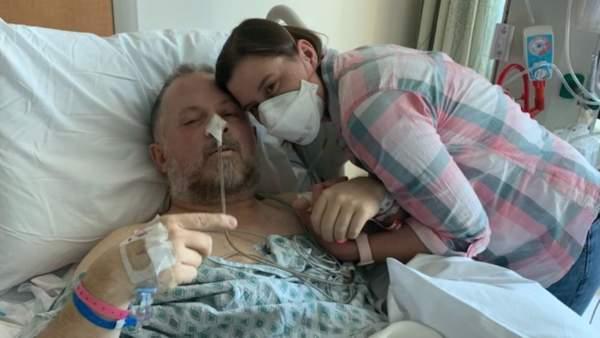 Fundraiser for Karin Higgins by Donner Finley : Medical Help for Rich Higgins