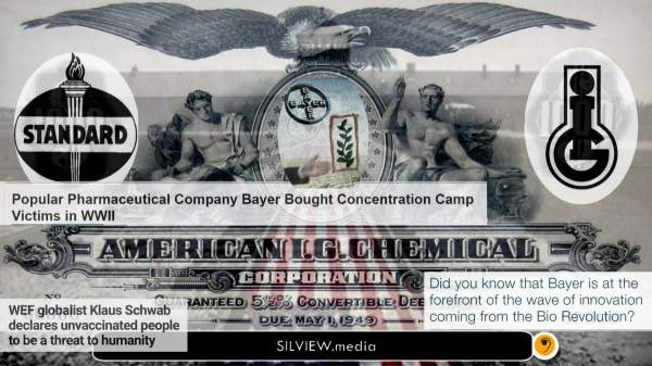 Covid, Hitler, BLM, The Great Reset – Many Brands, One Cartel. Auschwitz Perfected and Globalized – SILVIEW.media