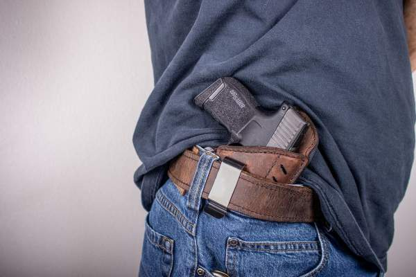 Senate Constitutional Concealed Carry Reciprocity Act Introduced  Bearing Arms