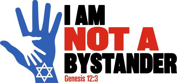 Time For Faith In Action:  I Am Not A Bystander!