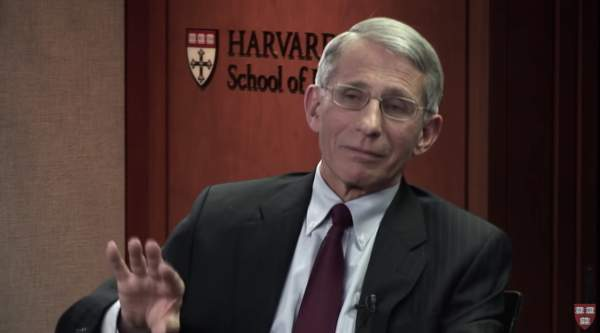 "WATCH: Footage Shows Fauci Hailing ""Extraordinary"" Clinton Foundation During Peak ""Slush Fund"" Scandal. - The National Pulse"