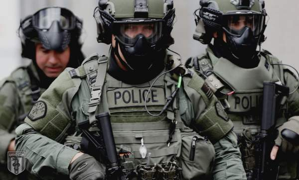 Police Militarization: A Guide to the True Weapons of War on Our Streets