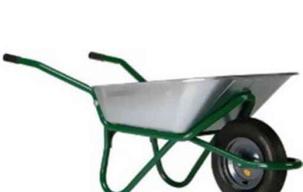 How to choose a wheelbarrow, trolley