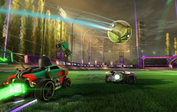 Rocket Leagues latest arena is getting an option to toggle off