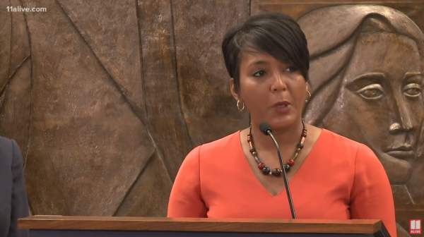Atlanta Mayor Bottoms Out; Announces she's not seeking second term ⋆ Conservative Firing Line