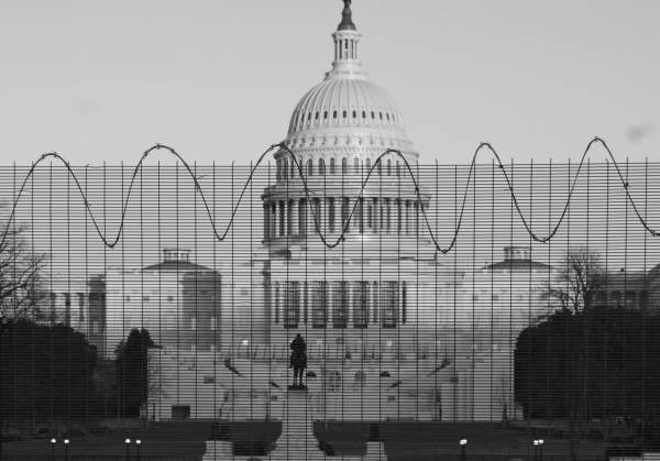Public prayer gathering prohibited at US Capitol building for National Day of Prayer - US CHRISTIAN
