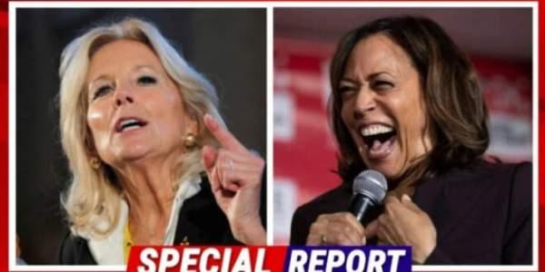 Kamala's White House 'Cat Fight' Slips Out – Jill Biden Reportedly Lost It When Harris Went After Joe – RedNewspaper