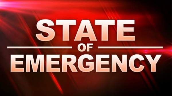 BREAKING: State Of Emergency Just Declared - Here's What We Know...