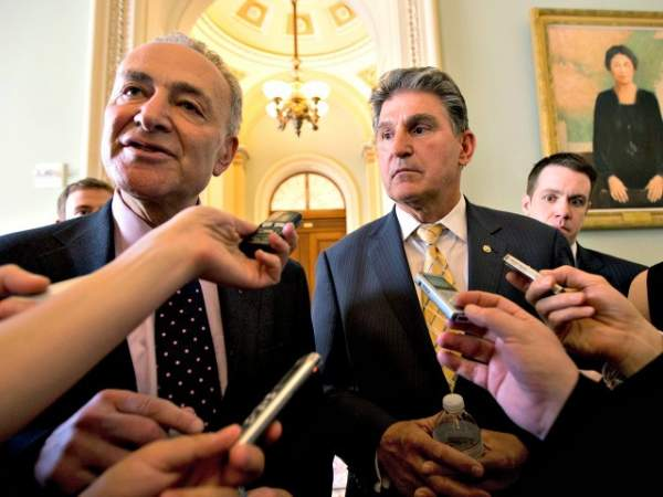 Manchin Caves to Schumer, Will Vote to for Federal Takeover of Elections