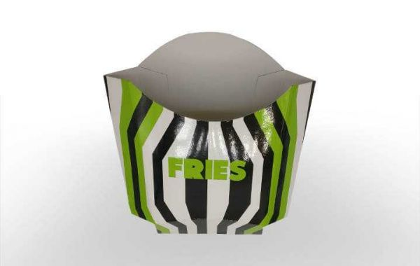 We Are Offering French Fries Boxes At Reasonable Prices