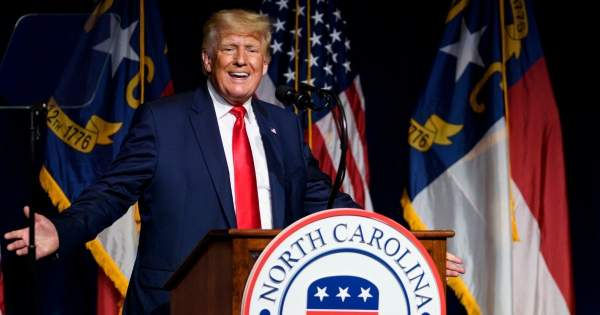 President Trump 'The Scam Is All Unraveling Fast' in Response to 19K Fulton County Absentee Ballots Missing Chain of Custody Docs