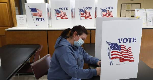 Democrats lie about lying about voter ID   Washington Examiner