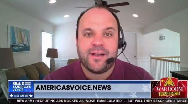 """IT'S HAPPENING: Boris Epshteyn on The War Room: """"The Freight Train of Audits is FULL STEAM Across the Country!"""" (VIDEO)"""