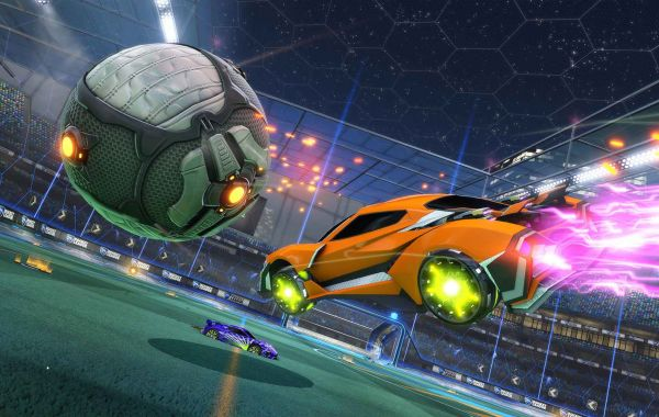 Rocket League turned into the primary Xbox One recreation to pass-play