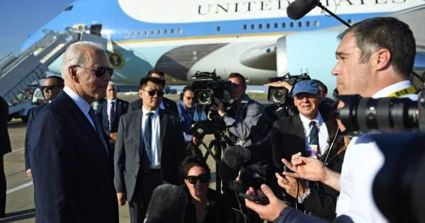 Mainstream Media Treats Joe Biden's Temper Much Different From President Trump's Criticism Of The Press