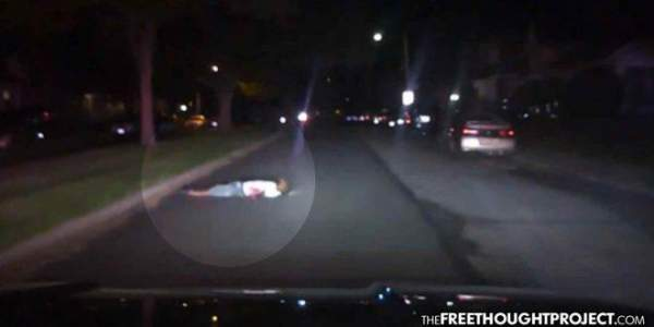 Ohio: Man Calls 911 After Being Shot In Arm, Cop Shows Up, Runs Over Him, Killing Him (Video) - The Washington Standard