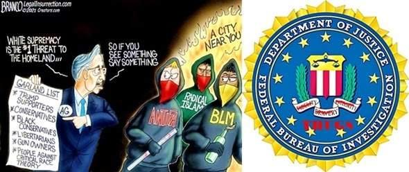 SlantRight 2.0: FBI Thugs