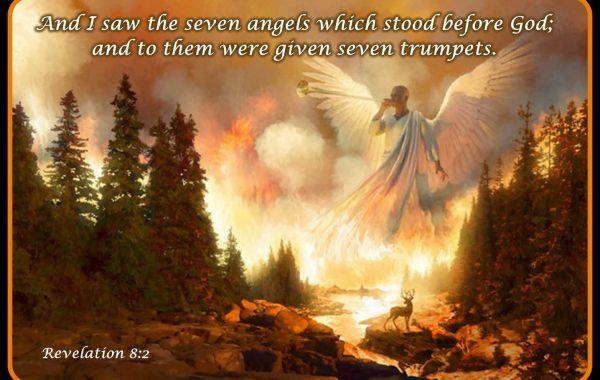 The Epistle of Jesus #6 Part 2 The War of God - Revelation 8
