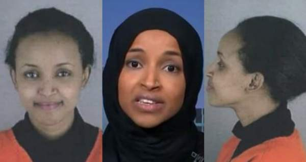 We Just Dug Up Ilhan Omar's Arrest Record & What Do You Know, She's Been Arrested & Jailed