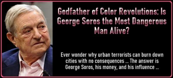 Godfather of Color Revolutions: Is George Soros the Most Dangerous Man Alive? – MizzAzz