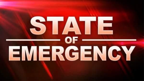 BREAKING NEWS: State Of Emergency DECLARED In California