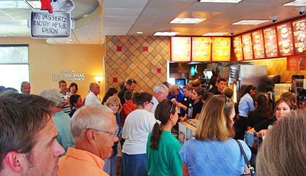 Burger King called out for mocking Christians with slap at Chick-fil-A