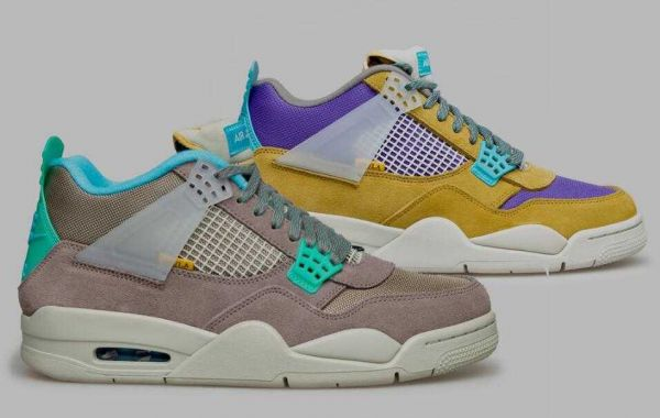 When Will the Union x Air Jordan 4 Tent And Trail to Drop