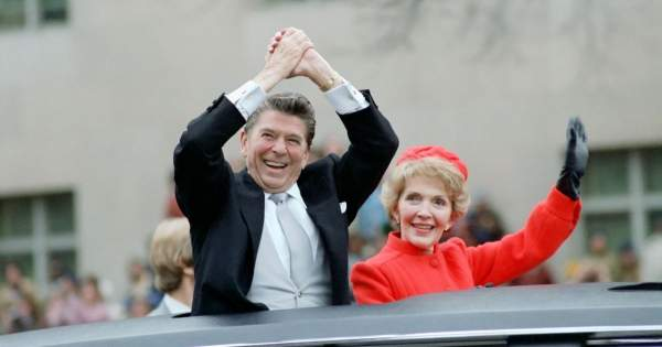 A private letter from Ronald Reagan to his dying father-in-law