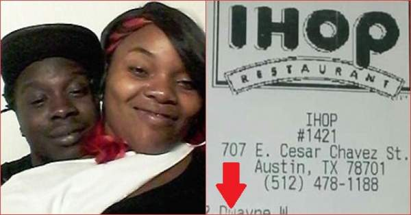 Black IHOP Customers Outraged Over RACIST 'Message' On Receipt, There's Just ONE Problem...