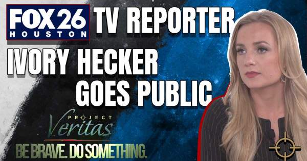 """BREAKING: Fox 26 Reporter Releases tape of 'Corruption,' 'Censorship.' Fox Corp Boss told Hecker """"cease & desist"""" posting on Hydroxychloroquine & 'Poor African-Americans' don't care about Bitcoin. """"Viewers being Deceived"""" 