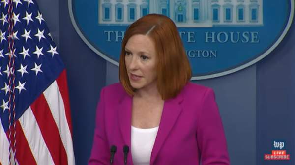 Psaki: Biden Admin Not Ruling Out 'Moving People From Their Homes' In Areas Impacted By Climate Change - Conservative Brief