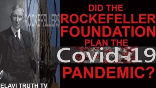 (IMPORTANT) Rockefeller Foundation Predicted COVID-19 Pandemic - Operation Lockstep Scenarios 2010