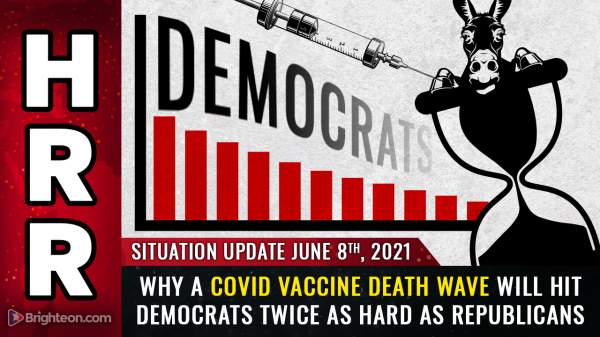 ANALYSIS: Covid vaccine deaths likely to strike 2 Democrats for every 1 Republican… Dems could lose tens of millions of voters before 2024 elections - DC Dirty Laundry